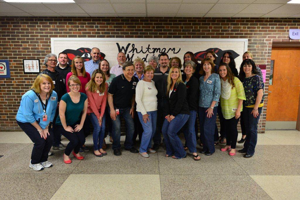 Over 1,600 schools and businesses nationwide honored our veterans this Memorial Day through the Jeans for Troops program.