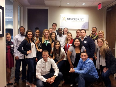 Diversant of Charlotte, NC joined the thousands of companies and schools who participated in the Jeans for Troops drive commemorating Veterans day 2014