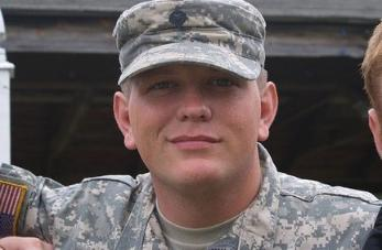 Army Sgt. Coleman Bean, who committed suicide in 2008