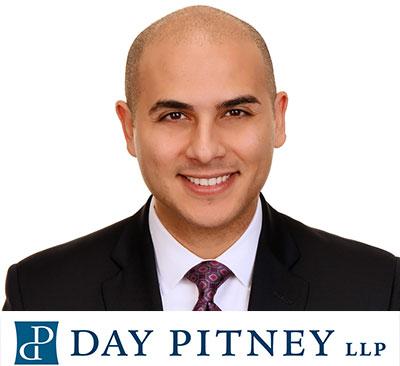 Day Pitney Partner Mark Morgan, developer of the new Veterans Pro Bono program